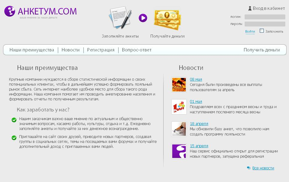anketum.com(АНКЕТУМ.COM)
