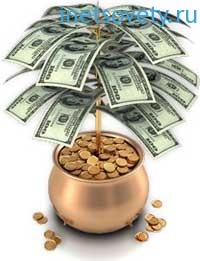 Пассивный доход - посади свое денежное дерево