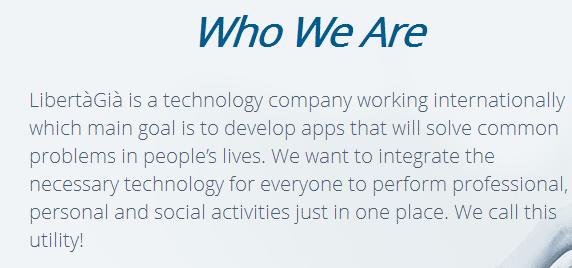 Компания LibertaGia, что о ней известно?