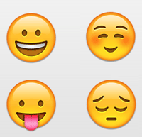 смайлы emoji