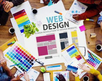 В чем заключается работа графического веб-дизайнера