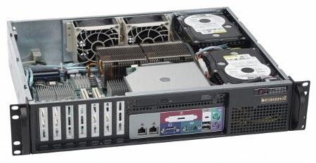Что такое сервер и чем он отличается от обычного ПК
