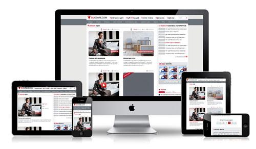 Рекомендации по выбору дизайна для веб-проекта
