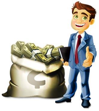 Насколько реально заработать много денег без вложений?