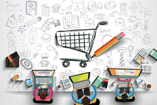 Интернет-маркетолог занимается привлечением клиентов с помощью онлайн-технологий