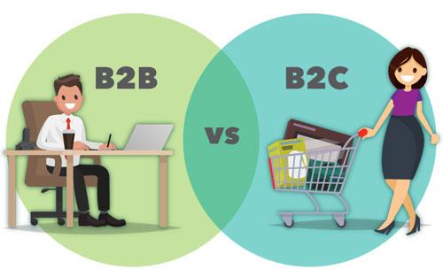 Что такое B2B и B2C-продажи